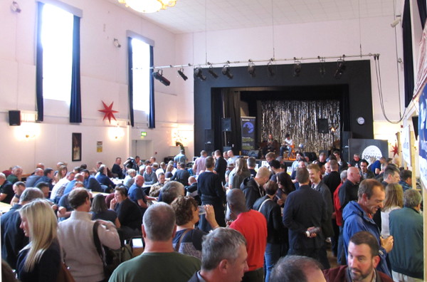 Beverley Real Ale Festival 2015
