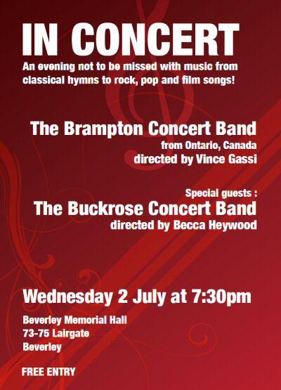 Brampton-Concert-Band-poster