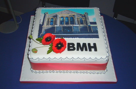 Cake for Official Opening Night