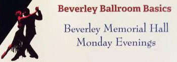 Ballroom Basics. Ballroom & Latin dance tuition in Beverley.