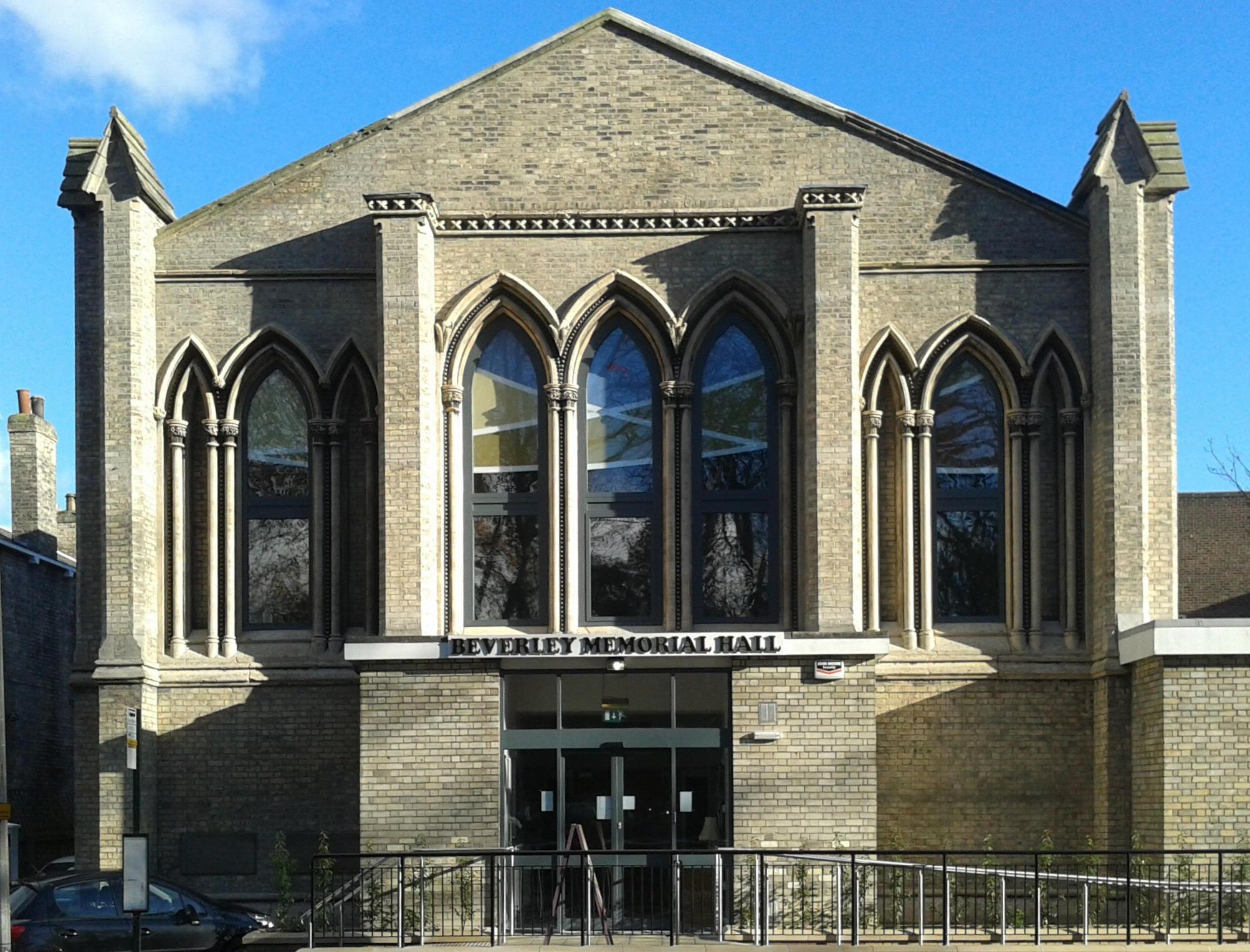 Beverley Memorial Hall